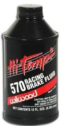 Wilwood Disc Brakes 290-0632 - Wilwood Hi-Temp 570 Degree Racing Brake Fluid
