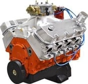 Crate engines blueprint engines pro series chevy 632 cid 815hp dressed crate engines malvernweather Choice Image