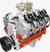 BluePrint Engines Pro Series Chevy LS 427 C.I.D. 625HP Carbureted Retrofit Dressed Crate Engines