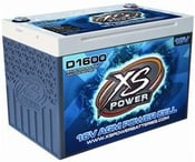 XS Power Batteries D1600 - XS Power AGM Batteries