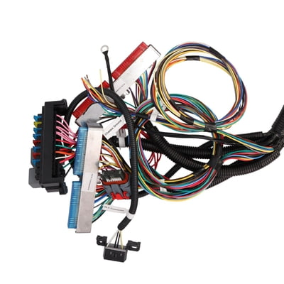 Standalone Wiring Harness for Drive-by-Cable LS1 with 4L60E Transmission