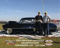 1954 Chevy BelAir Dragcar