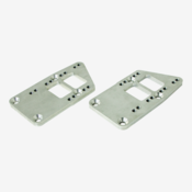LS to Small Block/Big Block Chevrolet Adapter Plate